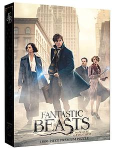 Puzzle: Fantastic Beasts and Where to Find Them - The Search