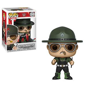Pop! WWE Vinyl Figure Sgt. Slaughter #54