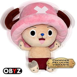 Vibrating Plush - Chopper