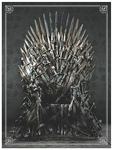 Puzzle: Game of Thrones - Iron Throne