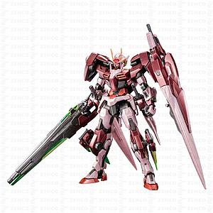 Gundam Master Grade Gundam 00 1/100 Scale Model Kit: 00 Gundam Seven Sword/G (Trans-Am Mode) (Special Coating)