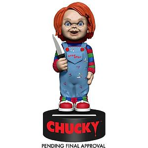Solar Powered Body Knocker Chucky