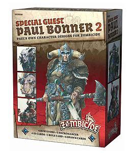 Zombicide: Green Horde Special Guest Box – Paul Bonner 2
