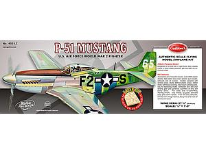P-51 Mustang 1/16 Scale (402)