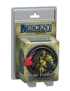 Descent: Journeys in the Dark (Second Edition) - Alric Farrow Lieutenant Pack