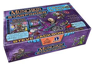 Munchkin: Starfinder - I Want It All