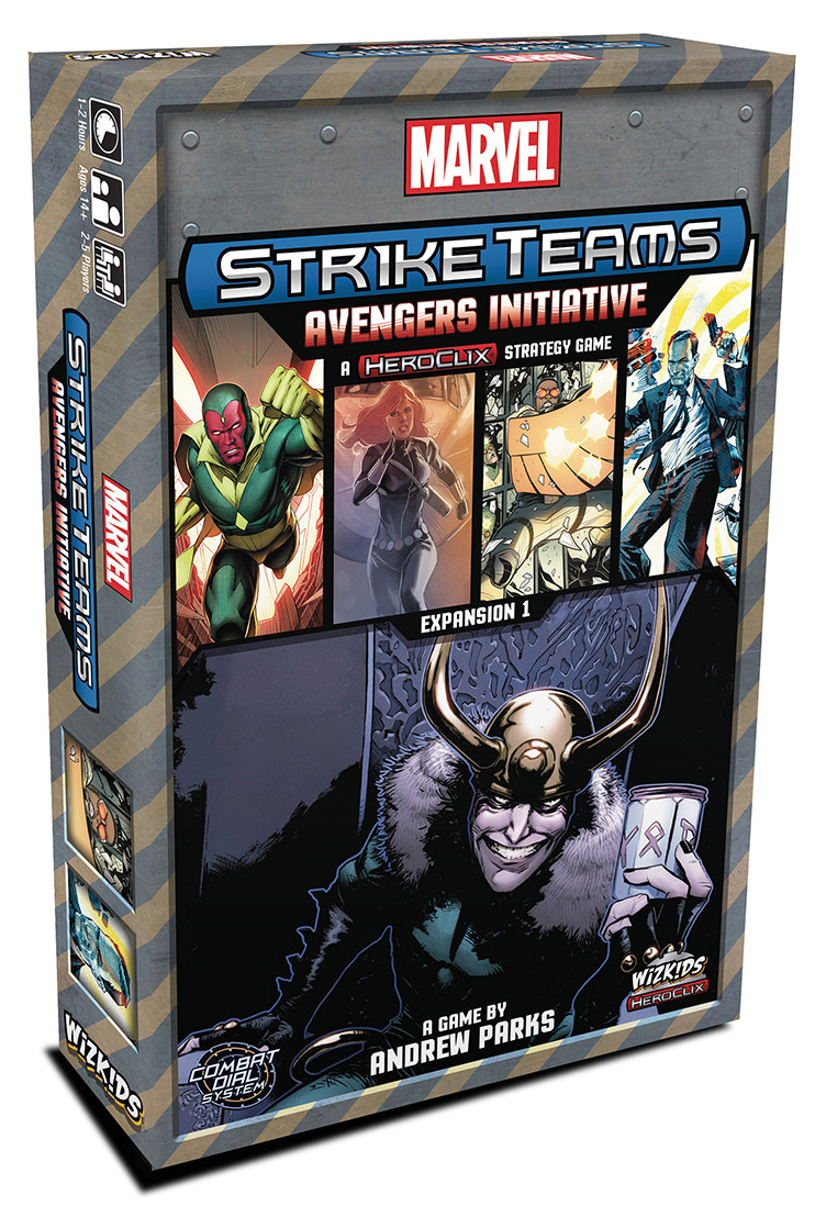 Marvel Strike Teams: Avengers Initiative (Expansion #1)