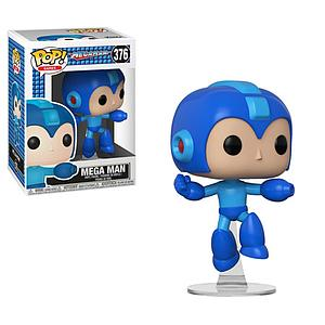 Pop! Games Mega Man Vinyl Figure Mega Man #376