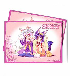 No Game No LIfe Card Sleeves 65-pack Standard Size: Nayaa!