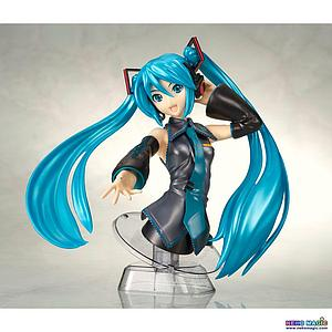 Vocaloid Bust Plastic Model Kit: Hatsune Miku (Limited Style)