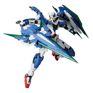 Gundam Master Grade Gundam 00 1/100 Scale Model Kit: 00 Qan [T] Full Saber
