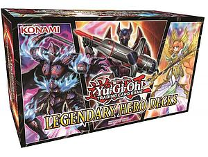 YuGiOh Trading Card Game: Legendary Hero Decks