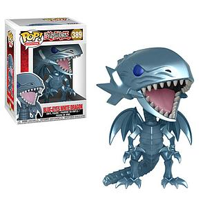 Pop! Animation Yu-Gi-Oh! Vinyl Figure Blue-Eyes White Dragon #389