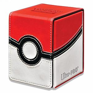 Pokemon Deck Box - Alcove Flip Pokeball