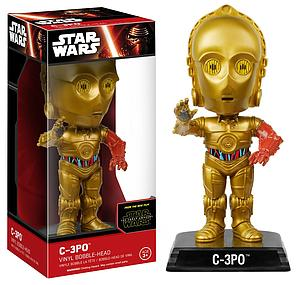 Wacky Wobblers Star Wars The Force Awakens C-3PO