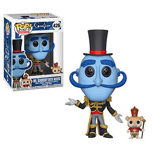 Pop! Animation Coraline Vinyl Figure Mr. Bobinsky with Mouse #426
