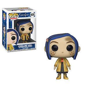 Pop! Animation Coraline Vinyl Figure Coraline Doll #425