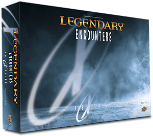 Legendary Encounters: The X-Files Deck-Building Game