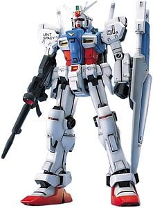 Gundam Master Grade 1/100 Scale Model Kit: Gundam GP01