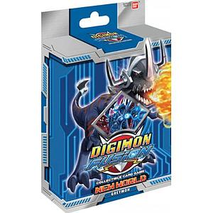 Digimon Fusion New World Deck: Greymon