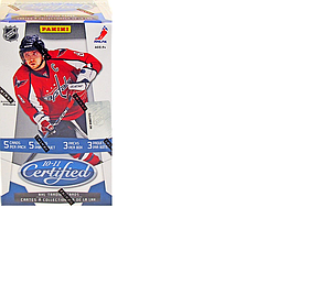 2010-11 Panini Certified Hockey 3-Pack Box
