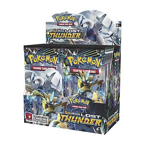 Pokemon Trading Card Game: Sun & Moon (SM8) Lost Thunder Booster Box