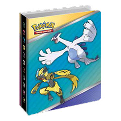 Pokemon Trading Card Game: Sun & Moon (SM8) Lost Thunder Collector's Album (Mini Binder)