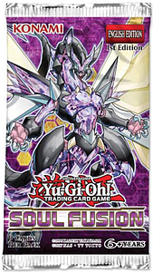 YuGiOh Trading Card Game: Soul Fusion Booster Pack