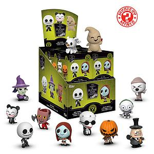 Mystery Minis Blind Box: The Nightmare Before Christmas 25th Anniversary (1 Pack)
