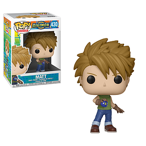 Pop! Animation Digimon Vinyl Figure Matt #430