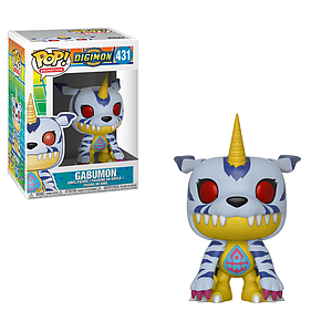 Pop! Animation Digimon Vinyl Figure Gabumon #431