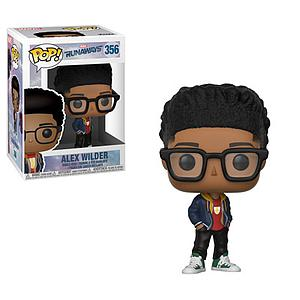 Pop! Marvel Runaways Vinyl Bobble-Head Alex Wilder #356