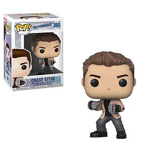 Pop! Marvel Runaways Vinyl Bobble-Head Chase Stein #360