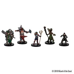 Dungeons & Dragons Icons of the Realms: Guildmasters Guide to Ravnica - Companion Starter Set One