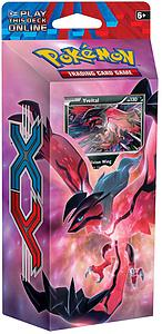 Pokemon Trading Card Game: XY Theme Deck Yveltal: Destruction Rush
