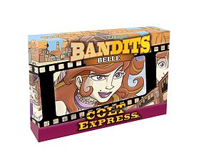 Colt Express: Bandit Pack - Belle Expansion