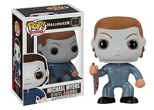 Pop! Movies Halloween Vinyl Figure Michael Myers #03