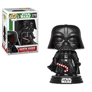 Pop! Star Wars Holiday Vinyl Bobble-Head Darth Vader #279