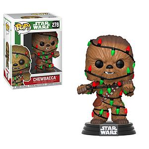 Pop! Star Wars Holiday Vinyl Bobble-Head Chewbacca #278