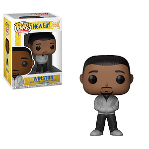 Pop! Television New Girl Vinyl Figure Winston #650