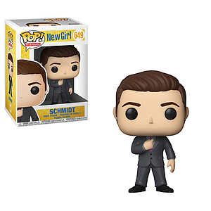 Pop! Television New Girl Vinyl Figure Schmidt #649