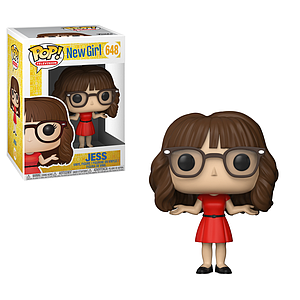 Pop! Television New Girl Vinyl Figure Jess #648
