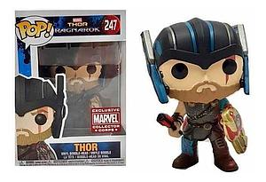 Pop! Marvel Vinyl Bobble-Head Thor #247 Marvel Collector Corps Exclusive
