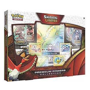 Pokemon Trading Card Game: Shining Legends Premium Powers Collection Box