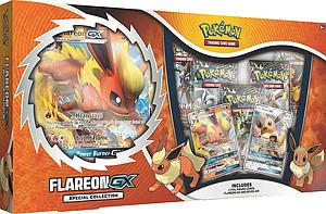 Pokemon Trading Card Game Premium Collection Flareon-GX