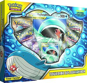 Pokemon Trading Card Game: Towering Splash-GX Box