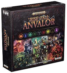Warhammer: Age of Sigmar - The Rise & Fall of Anvalor
