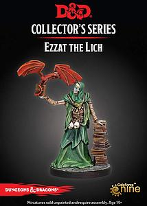 Dungeons & Dragons Waterdeep: Dungeon of the Mad Mage - Ezzat the Lich