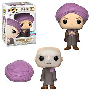 Pop! Harry Potter Vinyl Figure Professor Quirrell #68 2018 Fall Convention Exclusive