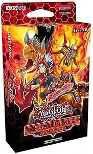 YuGiOh Trading Card Game: Structure Deck Soulburner